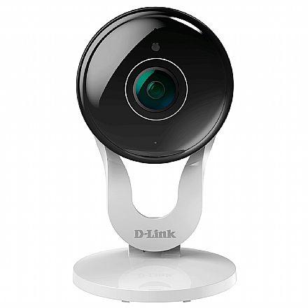 Câmera de Segurança IP D-Link DCS-8300LH - Wi-Fi - Full HD - Visão ampla 140º