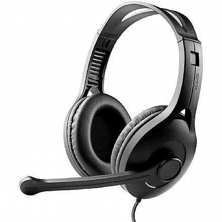 Headset Edifier K800 - com Microfone - USB - USB-K800-BK