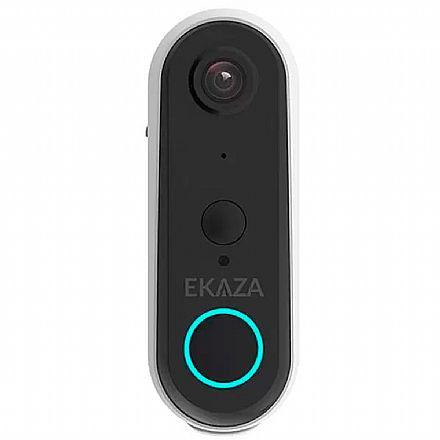 Vídeo Porteiro Inteligente Ekaza EKLY-0137 - Sensor de Movimento - Visão Noturna