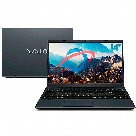 "Notebook Vaio FE14 - Tela 14"" Full HD, Intel i3 1005G1, 16GB, SSD 500GB, Linux"