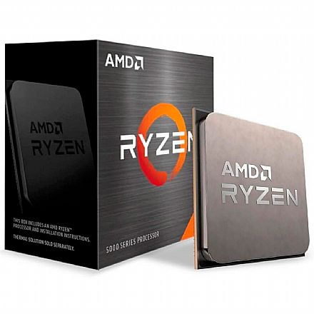 AMD Ryzen 7 5800X Octa Core - 16 Threads - 3.8GHz (Turbo 4.7GHz) - Cache 36MB - AM4 - 100-100000063WOF