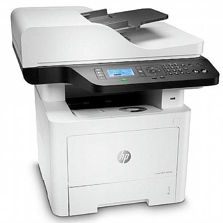 Multifuncional HP LaserJet M432FDN - USB e Rede - Duplex - 7UQ76A