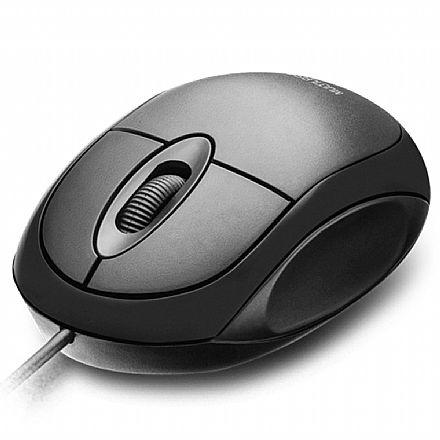 Mouse USB Multilaser Classic Box MO300 - 1200dpi