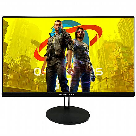 """Monitor Gamer 24"""" Bluecase BM246GW - Full HD - RGB - 165Hz - 1ms - HDMI / DisplayPort"""