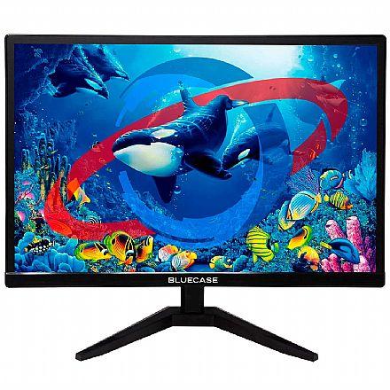 "Monitor 23.6"" Bluecase BM24D1HVW - Full HD - 60Hz - 5ms - HDMI / VGA"