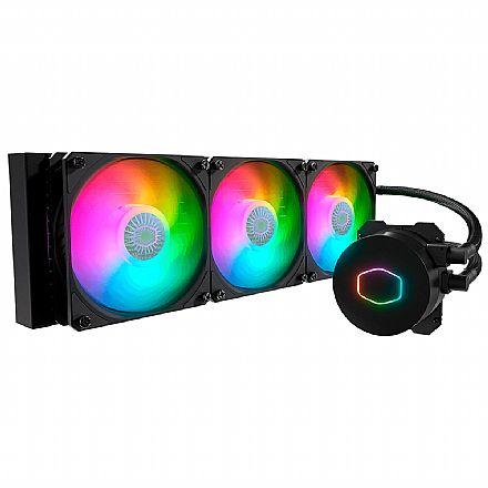 Water Cooler MasterLiquid ML360L V2 - ARGB - Cooler Master MLW-D36M-A18PA-R2