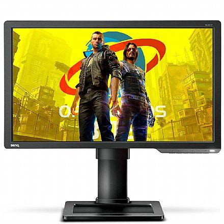 "Monitor Gamer 24"" Benq Zowie XL2411P - Full HD - 144Hz - 1ms - HDMI/DisplayPort"