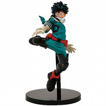 Action Figure - My Hero Academia - Izuku Midoriya (Deku) - King of Artist - Bandai Banpresto 20352/20353