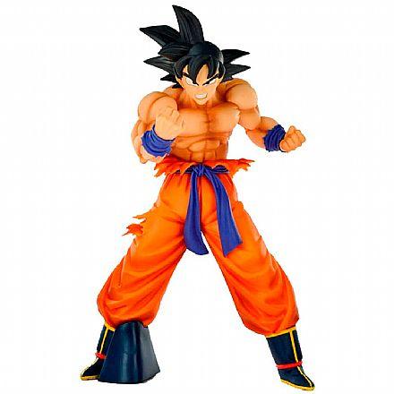 Action Figure - Dragon Ball Z - Goku - Maximatic - Bandai Banpresto 20813/20814