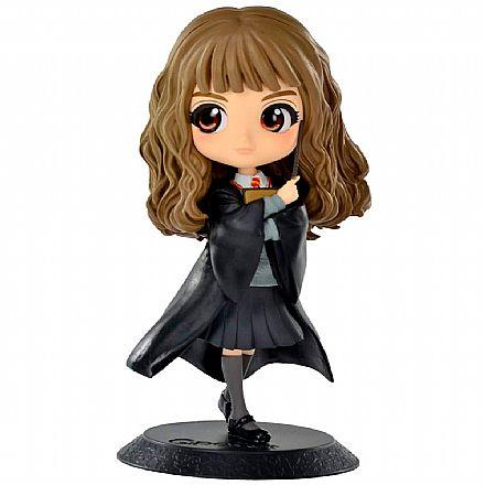 Action Figure - Harry Potter - Hermione Granger - Q Posket - Bandai Banpresto 20917