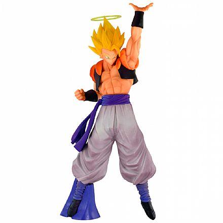 Action Figure - Dragon Ball Legends - Gogeta Super Sayajin - Bandai Banpresto 29587/29588