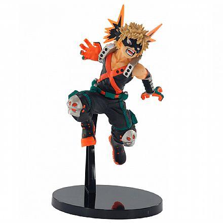 Action Figure - My Hero Academia - Katsuki Bakugou (Kacchan) - King of Artist - Bandai Banpresto 20354/20355