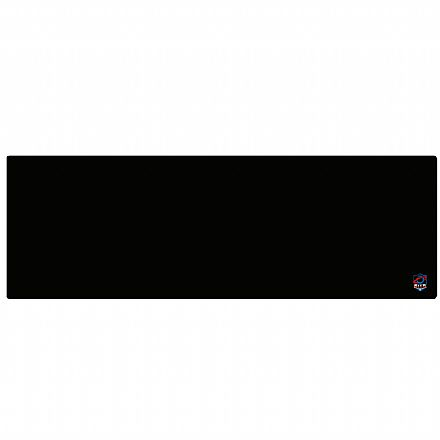 Mousepad Bits Gamer Preto - Extendido: 900 x 300mm