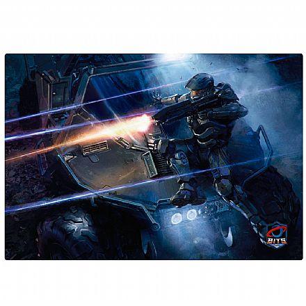 Mousepad Bits Gamer Halo - Grande: 400 x 280mm