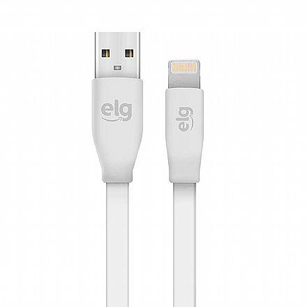 Cabo Lightning para USB - 1.25 metro - ELG S810