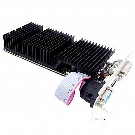 GeForce GT 710 1GB GDDR3 64bits - Afox AF710-1024D3L5-V3