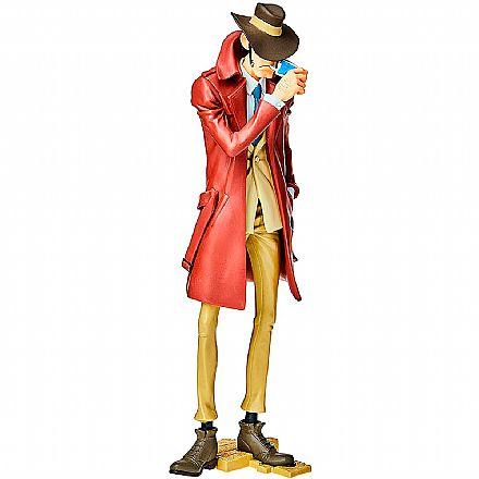 Action Figure - Lupin The Third Part 5 - Inspector Zenigata - Master Stars Piece - Bandai Banpresto 28390/28391
