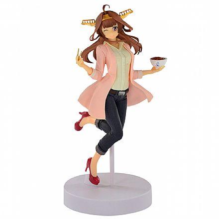 Action Figure - Kantai Collection - Kongou - Kankolle EXQ - Bandai Banpresto 30447/30448