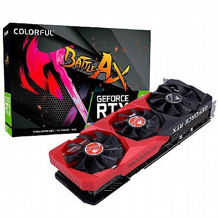 GeForce RTX 3070 8GB GDDR6 256bits - Colorful Battle Ax G-I3070 NB-V