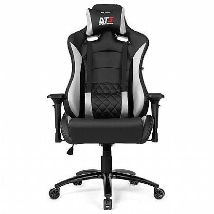 Cadeira Gamer DT3 Sports Ravena - Encosto Reclinável - Construção em Aço - Branca 11537-7
