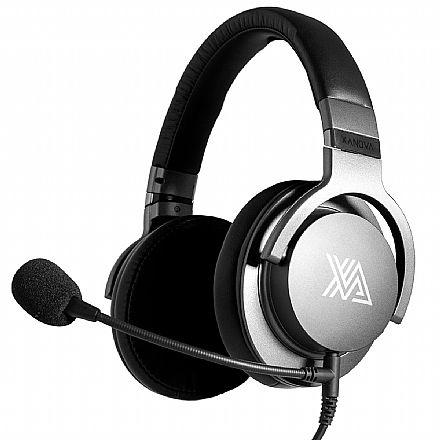 Headset Gamer Galax Xanova Juturna XH300 - com Microfone - Conector P2