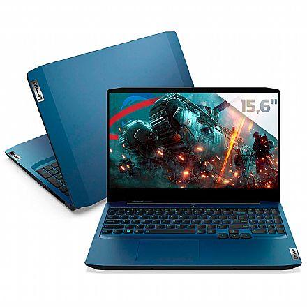 "Notebook Lenovo Gaming 3i - Tela 15.6"", Full HD - Intel i7 10750H, RAM 16GB, SSD 512GB + HD 2TB, GeForce GTX 1650, Linux - 82CGS00200"