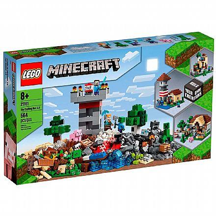 LEGO Minecraft - A Caixa de Minecraft 3.0 - 21161