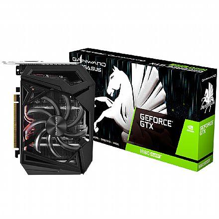 GeForce GTX 1660 Super 6GB GDDR6 192bits - Pegasus Series - Gainward NE6166S018J9-161F