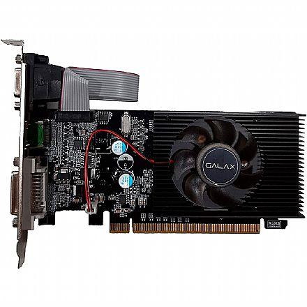 GeForce GT 210 1GB GDDR3 64bits - Galax 21GGF4HI00NP