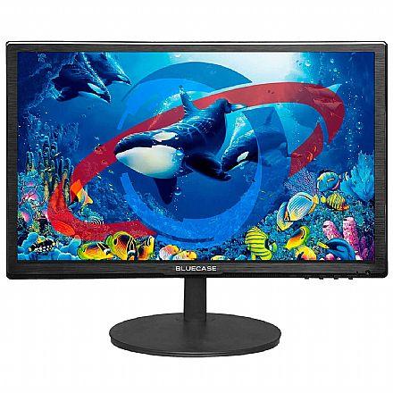 "Monitor 20"" Bluecase BM20K1HVW - 60Hz - Full HD - HDMI / VGA"