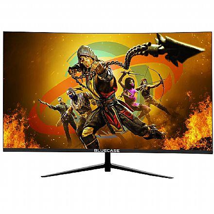 "Monitor Gamer 27"" Bluecase Curvo R1500 BM2712GC - Full HD - 165Hz - 1ms - HDR - HDMI/DisplayPort"