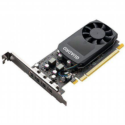 Placa Gráfica Nvidia Quadro P1000 4GB GDDR5 128bits - PNY VCQP1000V2-PB