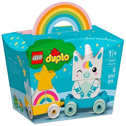 LEGO Duplo - Unicórnio - 10953
