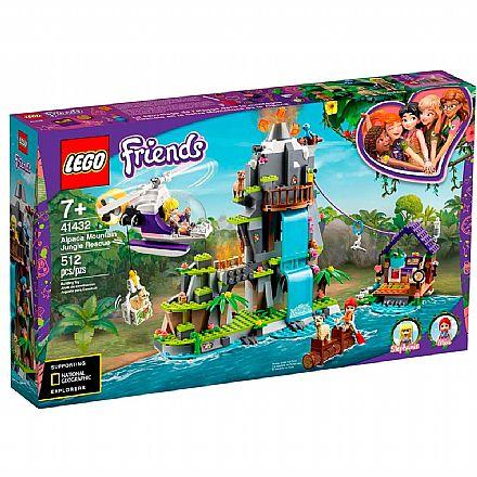 LEGO Friends - Resgate de Alpaca na Selva da Montanha - 41432