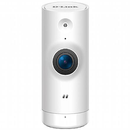 Câmera de Segurança IP D-Link DCS-8000LHV2 - Wi-Fi - Full HD - Visão Ampla 120°