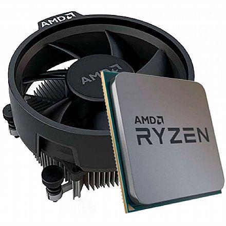 AMD Ryzen 5 2400G Quad Core - 8 Threads - 3.6GHz (Turbo 3.9GHz) - Cache 6MB - AM4 - Radeon Vega 11 - TDP 65W - YD2400C5FBMPK