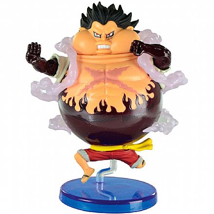 Action Figure - One Piece - Luffy - Battle of Luffy Whole Cake Island WCF - 29288/29289