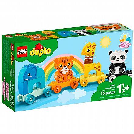 LEGO DUPLO - Trem de Animais - 10955