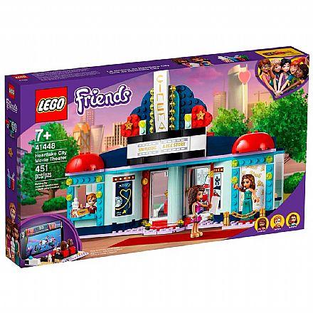 LEGO Friends - Cinema de Heartlake City - 41448