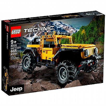 LEGO Technic - Jeep® Wrangler - 42122