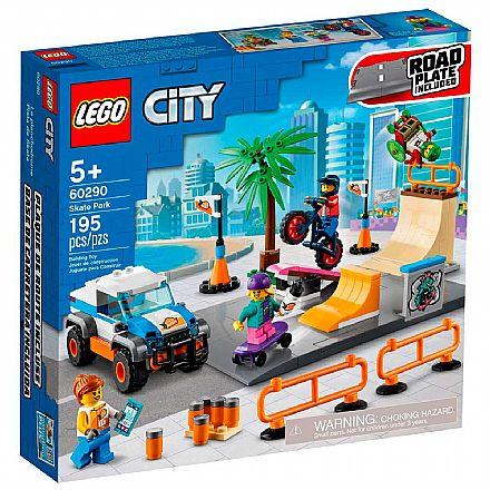 LEGO City - Parque de Skate - 60290