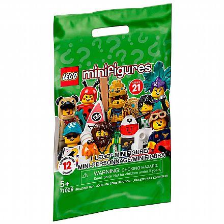 LEGO Minifiguras - Série 21 - 71029