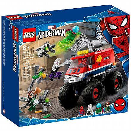 LEGO Super Heroes Marvel - O Monster Truck do Homem-Aranha vs. Mysterio - 76174