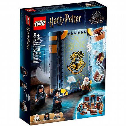LEGO Harry Potter - Momento Hogwarts™: Aula de Encantamentos - 76385
