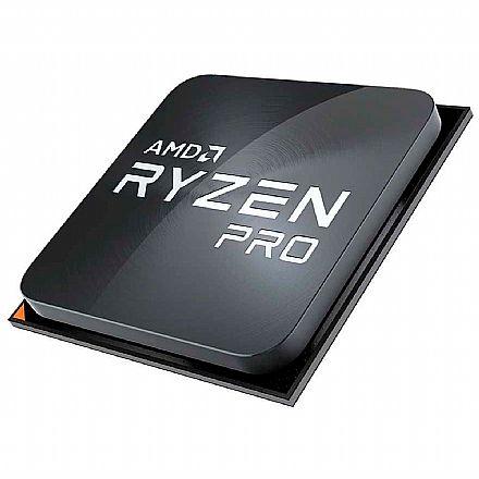 AMD Ryzen 3 3200GE Pro 3.3GHz (3.8GHz Turbo) Quad Core - AM4 - TDP 65W - YD320BC6M4MFH