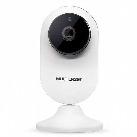 Câmera de Segurança IP Multilaser Liv SE223 - Wi-Fi - HD - Visão 80°