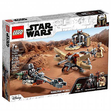 LEGO Star Wars - Problemas em Tatooine - 75299