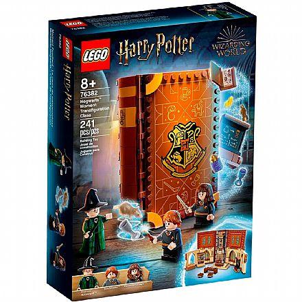 LEGO Harry Potter - Momento Hogwarts™: Aula de Transfiguração - 76382