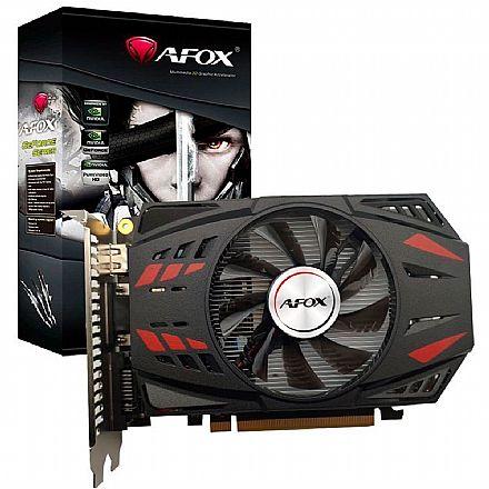 GeForce GTX 750Ti 2GB GDDR5 128bits - Afox AF750TI-2048D5H3-V2