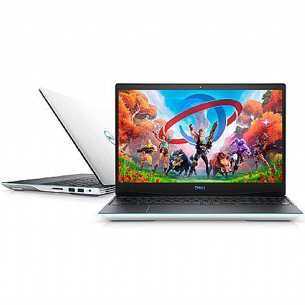 "Notebook Dell Gaming G3-3590-A60B - Tela 15.6"" Full HD IPS, Intel i7 9750H, 16GB, SSD 512GB, GeForce GTX 1660 Ti 6GB, Windows 10 - Branco"